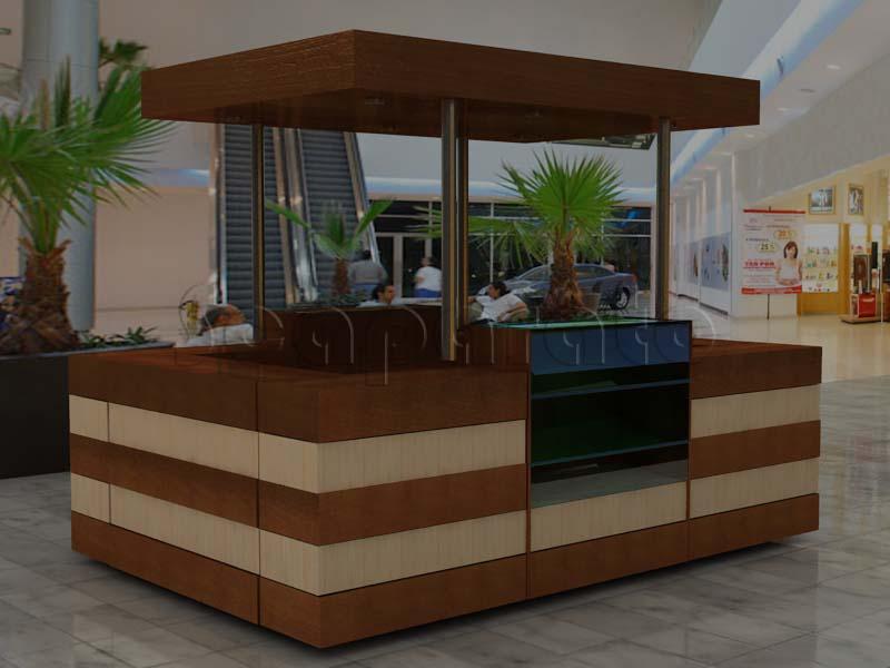 Modulos Para Cafeteria Listos Para Comercializar Sus Productos