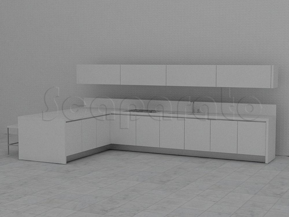 Fabrica de muebles de cocina con un diseño emocionante y único.