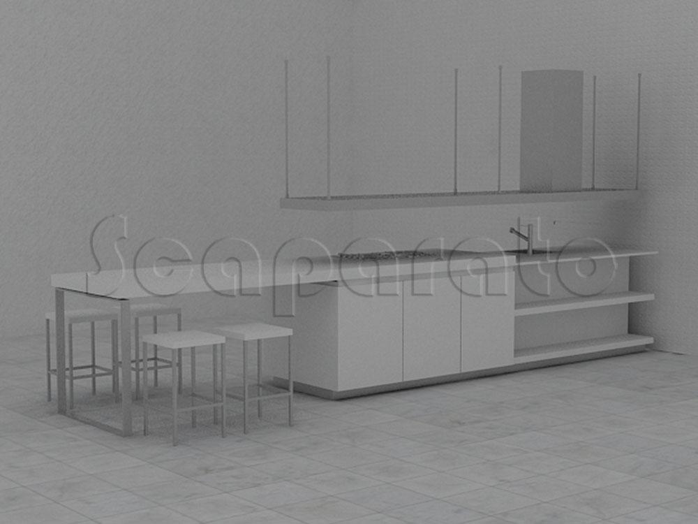Fabrica muebles para cocina con una calidad excepcional.
