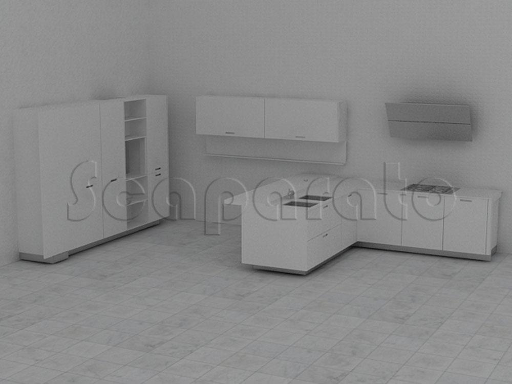 Fabricacion de muebles para cocina brindan opciones ilimitadas.