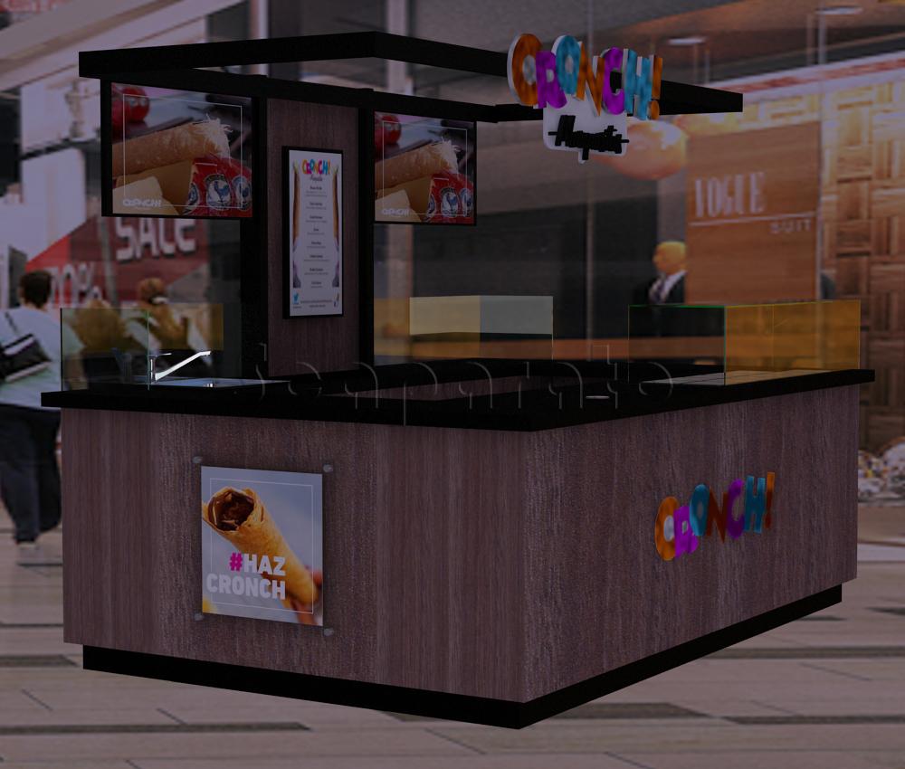 Mobiliario para tiendas en Guadalajara.